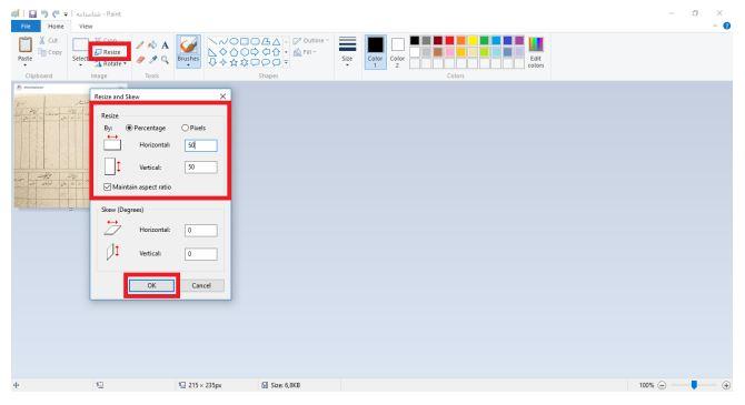 کوچک کردن فایل مدارک
